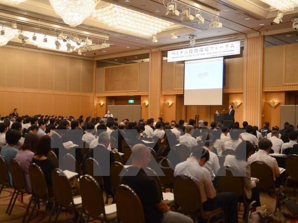 Investissement : les entreprises japonaises sondent le Vietnam hinh anh 1