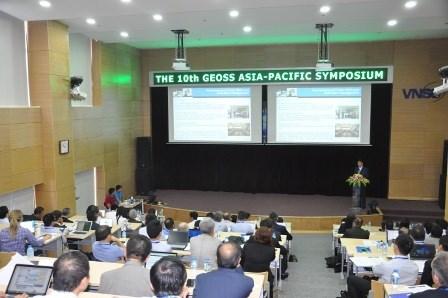 Symposium Asie-Pacifique sur les observations de la Terre hinh anh 1