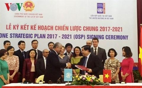 """Le president """"tres optimiste"""" de l'avenir des relations Vietnam-ONU hinh anh 2"""