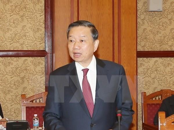 Cybersecurite : le Vietnam a la 2e Conference ministerielle de l'ASEAN hinh anh 1
