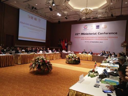 Conference ministerielle du programme de cooperation economique de la GMS hinh anh 1