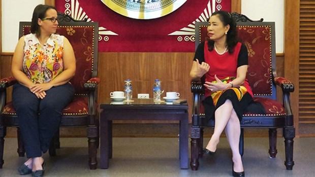 La region francaise Nouvelle Aquitaine soutient le developpement touristique au Vietnam hinh anh 1