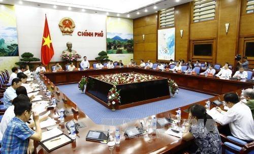 Reunion du Comite national de l'APEC 2017 hinh anh 1