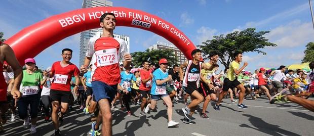 Ho Chi Minh-Ville accueillera la 17e edition de la course Fun Run hinh anh 1