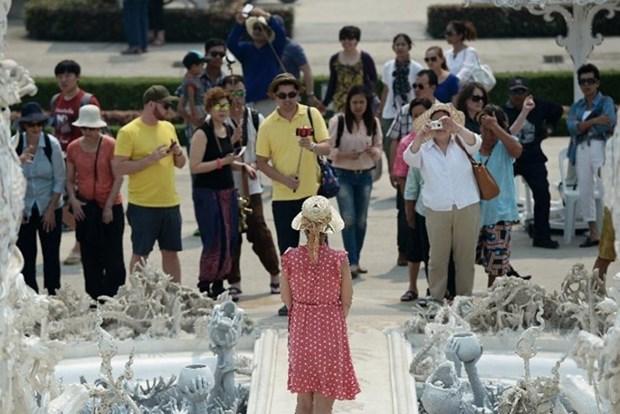 Thailande : nombre record d'arrivees touristiques en aout hinh anh 1