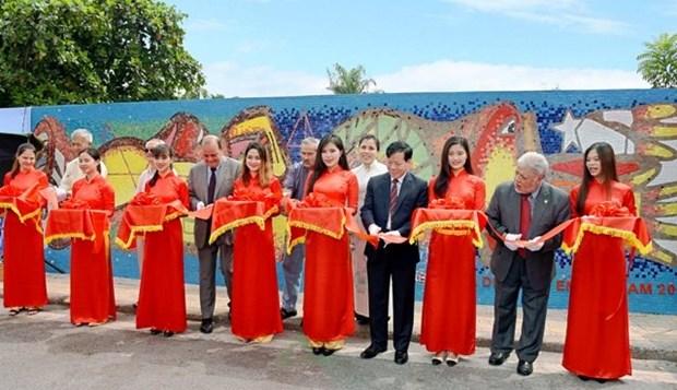 Un nouveau troncon de la Route de la ceramique inaugure a Hanoi hinh anh 3