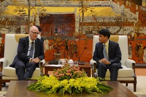Hanoi souhaite beneficier des experiences danoises dans le developpement urbain hinh anh 1