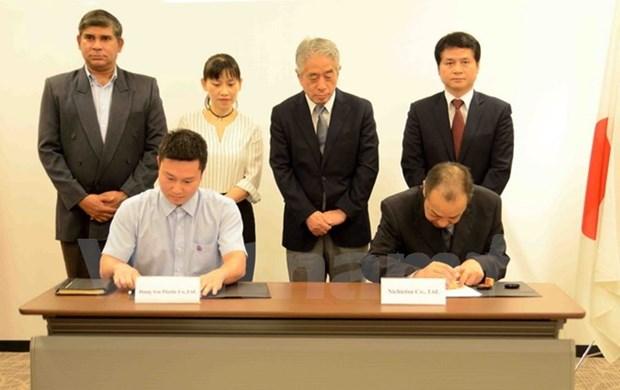 Vietnam et Japon accelerent leurs echanges commerciaux hinh anh 1