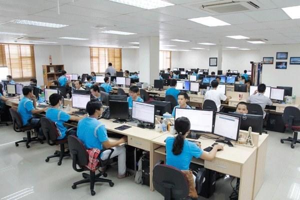 Externalisation : le Vietnam classe 6e mondial hinh anh 1