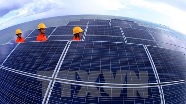 Les compagnies allemandes s'interessent au marche vietnamien de l'energie solaire hinh anh 1