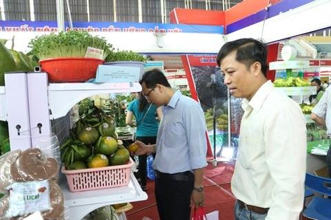 Ouverture de l'exposition internationale de l'agriculture AgroViet 2017 hinh anh 1