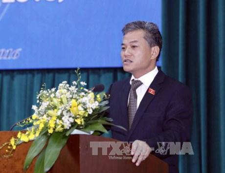 Renforcement de la cooperation avec la R. de Coree hinh anh 1