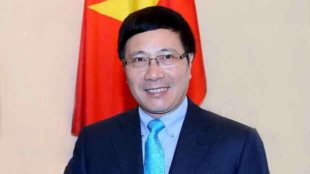 Pham Binh Minh a la 72e session de l'Assemblee generale de l'ONU hinh anh 1