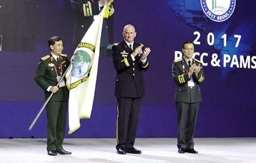 Le Vietnam organisera le Seminaire de gestion des armees de terre du Pacifique hinh anh 1