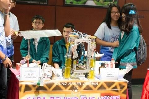 Un double rendez-vous pour la Journee des jeunes inventeurs 2017 hinh anh 1