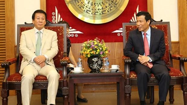 La cooperation culturelle est un pilier important des relations Vietnam-Japon hinh anh 1