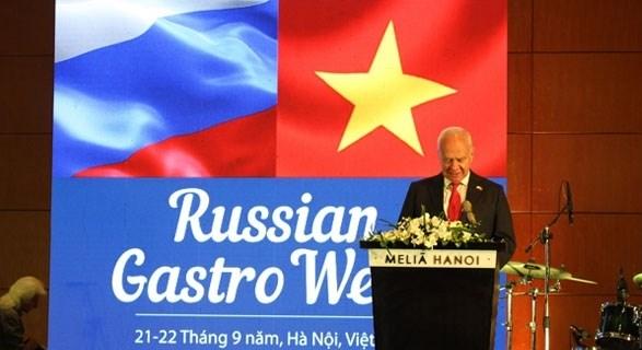 Des entreprises agroalimentaires russes lorgnent le marche vietnamien hinh anh 1