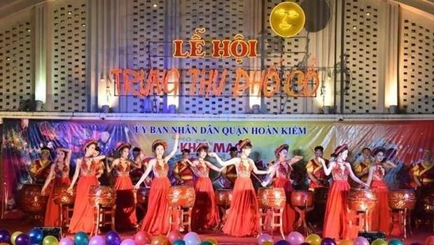 Ouverture de la Fete de la mi-automne dans le Vieux quartier de Hanoi hinh anh 1