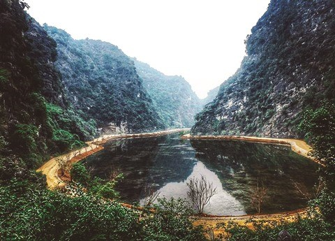 De nouvelles destinations touristiques a Ninh Binh hinh anh 1