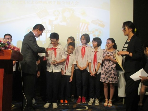 Concours national de cinema pour les eleves 2017 hinh anh 1
