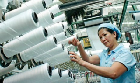 Exportations de textile : croissance de 9% prevue pour 2017 hinh anh 1