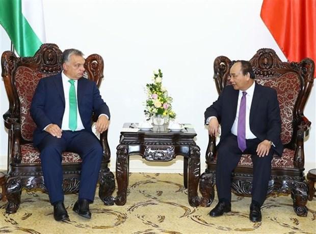 Le PM hongrois Viktor Orban termine sa visite officielle au Vietnam hinh anh 1