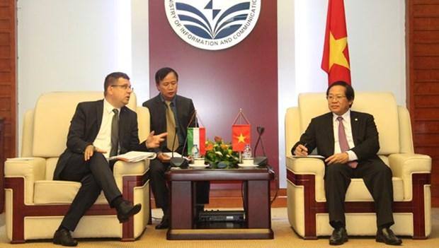 Vietnam et Hongrie renforcent la cooperation dans les TIC hinh anh 1