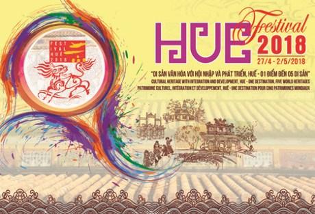 Festival de Hue 2018 «Hue, une destination, cinq patrimoines» hinh anh 1