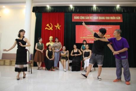 Le Theatre parle du Vietnam fait revivre l'œuvre 