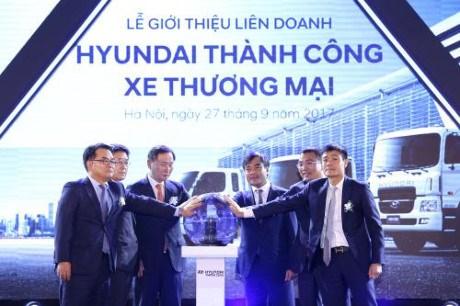 Creation d'une coentreprise de production et de distribution des vehicules Hyundai au Vietnam hinh anh 1