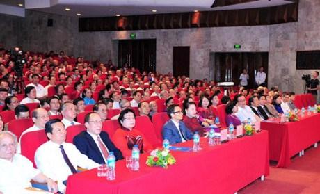 Celebration du 27e anniversaire de la Journee internationale des personnes agees hinh anh 1