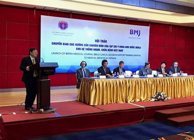 Ameliorer les competences professionnelles des medecins vietnamiens hinh anh 1