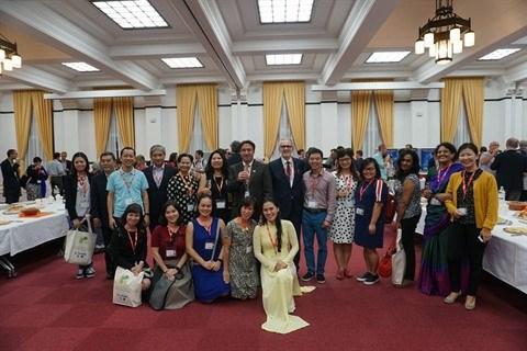 IVe Congres regional de la Commission Asie-Pacifique de la FIPF Kyoto hinh anh 2