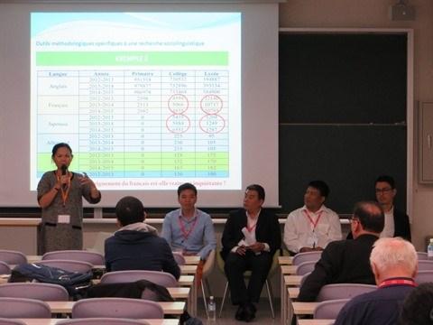 IVe Congres regional de la Commission Asie-Pacifique de la FIPF Kyoto hinh anh 1
