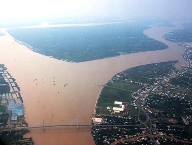 Promotion de la cooperation dans la gestion durable des ressources en eau du Mekong hinh anh 1