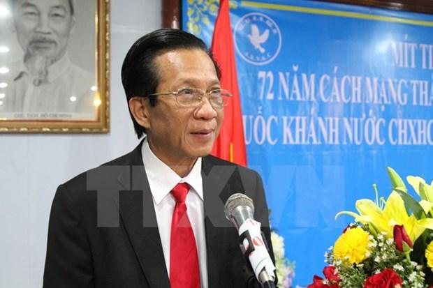 Le Cambodge soutient approfondir les relations de cooperation avec le Vietnam hinh anh 1