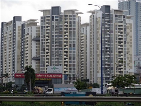 Le marche immobilier fremit a Ho Chi Minh-Ville hinh anh 1