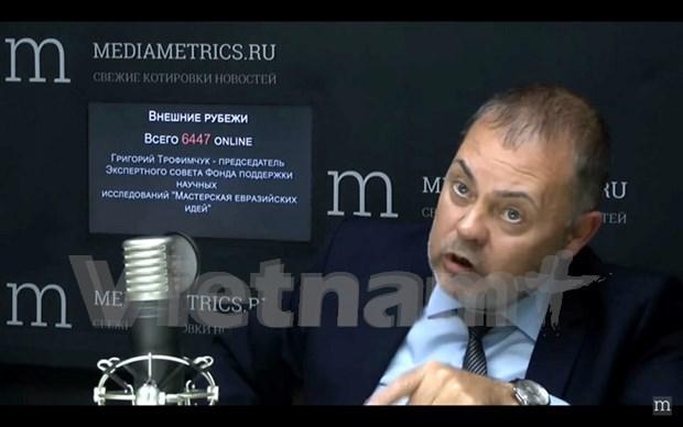 Les russes s'interessent a l'APEC 2017 hinh anh 1