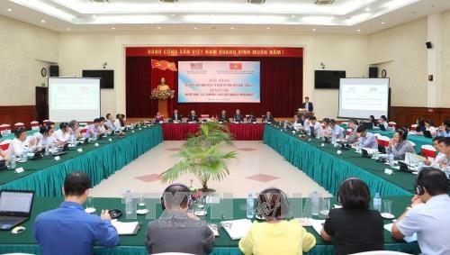 Seminaire Vietnam-Etats-Unis sur le droit penal et la procedure judiciaire hinh anh 1