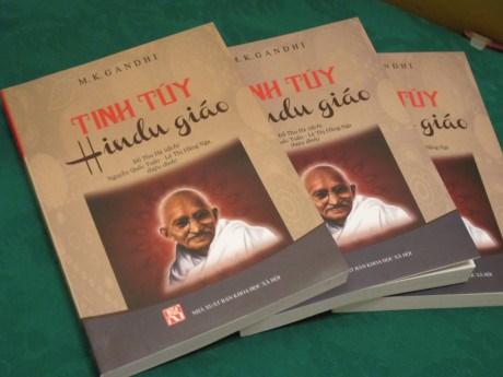 Colloque sur la philosophie de la non-violence du Mahatma Gandhi hinh anh 1