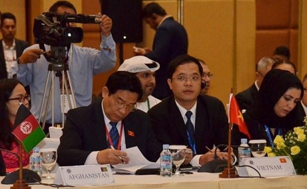 Le Vietnam a la premiere Conference du Conseil executif de l'APA hinh anh 1