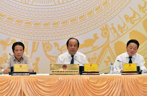APEC : les preparatifs se poursuivent normalement hinh anh 1