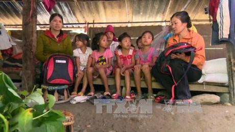 Les minorites ethniques du Nord-Ouest equipees de competences en reponse aux catastrophes hinh anh 1