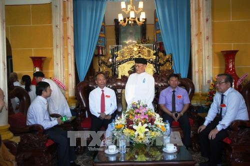 La fete caodaiste Dieu Tri 2017 fait le plein a Tay Ninh hinh anh 1