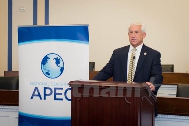 Un groupe parlementaire pour l'APEC voit le jour aux Etats-Unis hinh anh 1