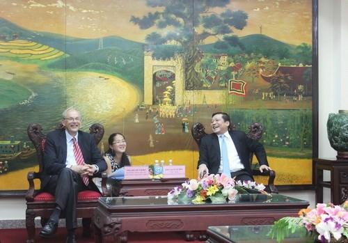 Vietnam et Allemagne cooperent dans la formation professionnelle pour les agriculteurs hinh anh 1