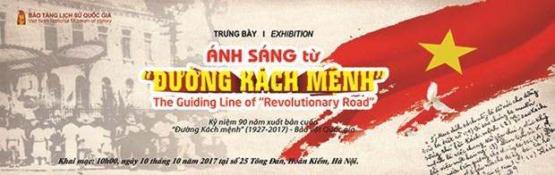 Le manuscrit d'un livre du president Ho Chi Minh expose hinh anh 1