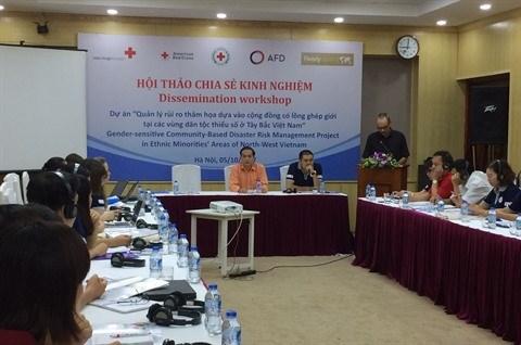 Reduire les risques de catastrophes dans le Nord-Ouest du Vietnam hinh anh 1