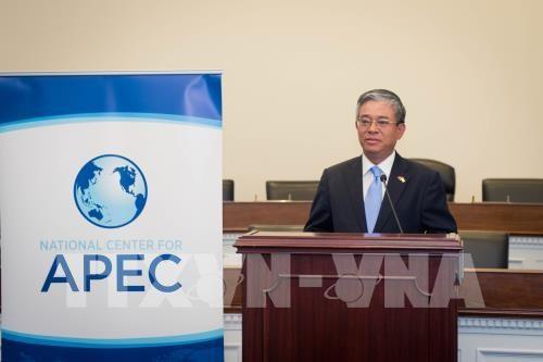 Echange de vue sur la structure de securite en Asie-Pacifique hinh anh 1