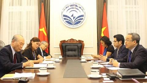 Vietnam - Japon : Promouvoir la cooperation dans les TIC hinh anh 1
